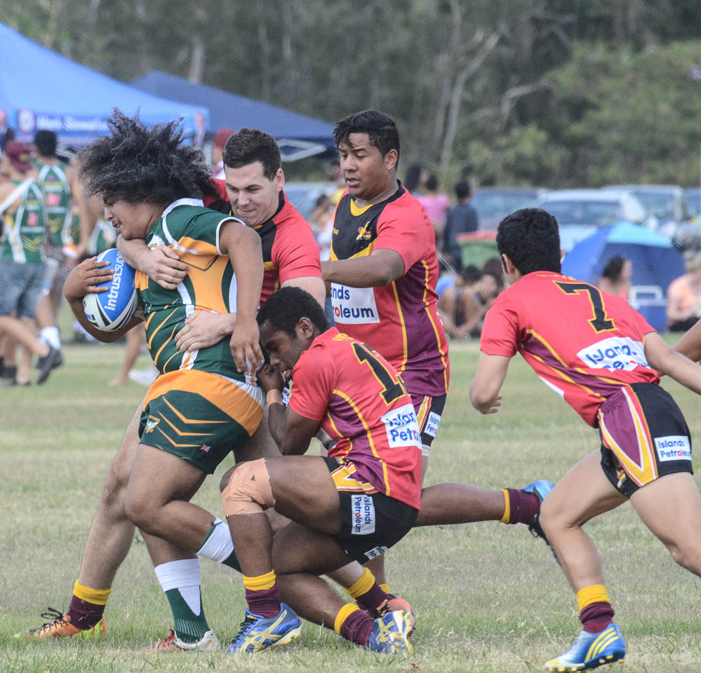 Rugby League Pacific Islander Cultural Day